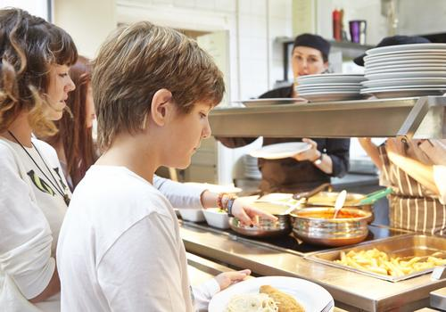 Café Bournemouth Collegiate School
