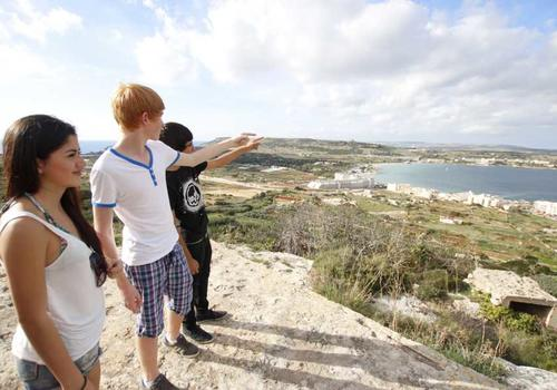 A la découverte de Malte