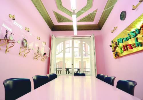Salle de classe Kitsch TARONJA