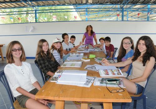 La salle de classe 2
