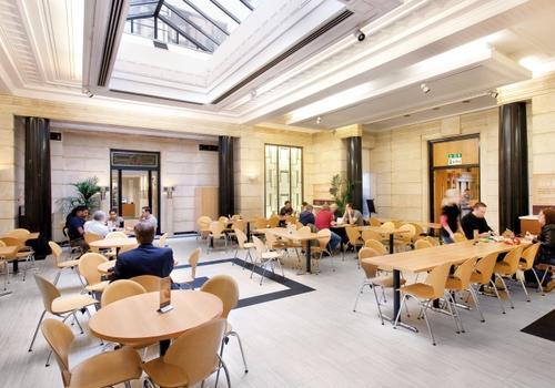 Café EC London