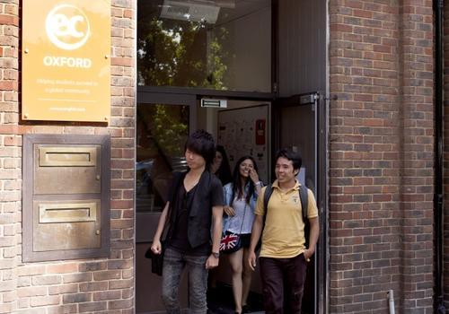 Édifice EC Oxford