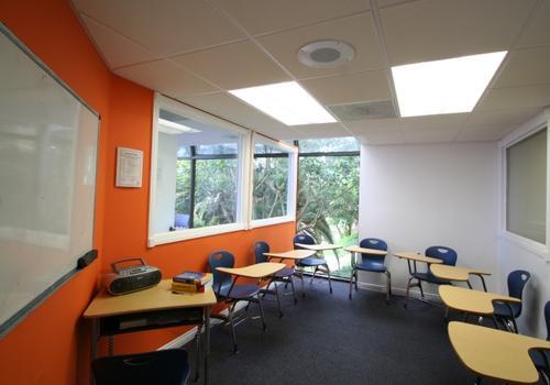 Salle de classe de EC San Diego