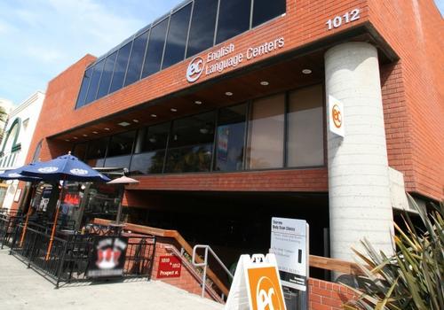 Façade de EC San Diego