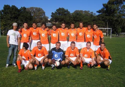 Equipe de football de EC San Diego