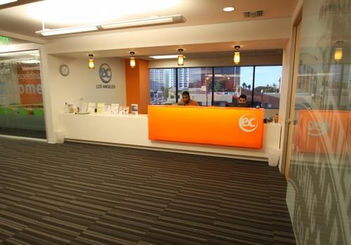 EC LA - Réception